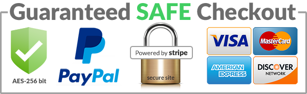 Image result for secure checkout badge